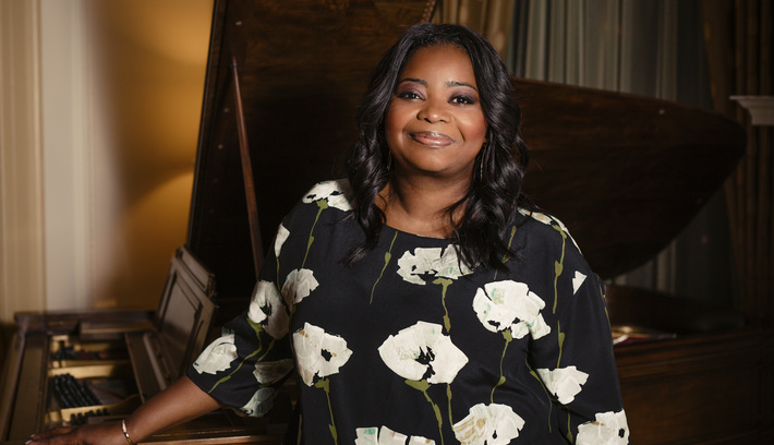 Film Star Octavia Spencer Talks Movies, Math, Minny, and Much More at Women's Foundation Annual Luncheon