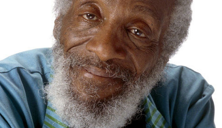 On Dick Gregory's Birthday,   I Recalled His Encouragement to Write About 'the Seen and the Unseen'