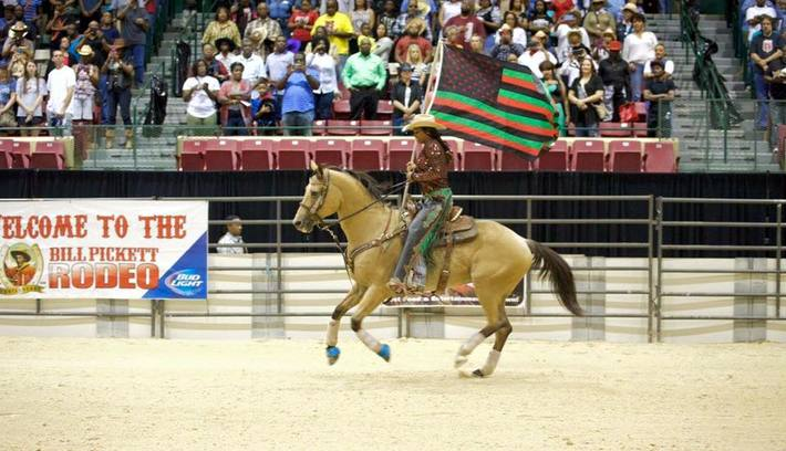 Black Women in Rodeo:  Bucking the Trend